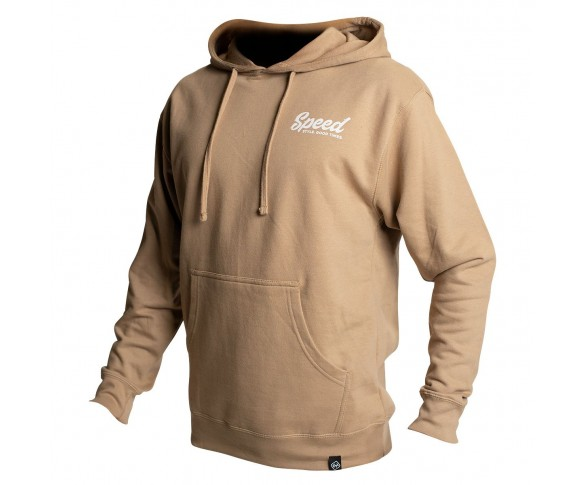 Fasthouse, Enfield Hooded Pullover, Stone Heather, M