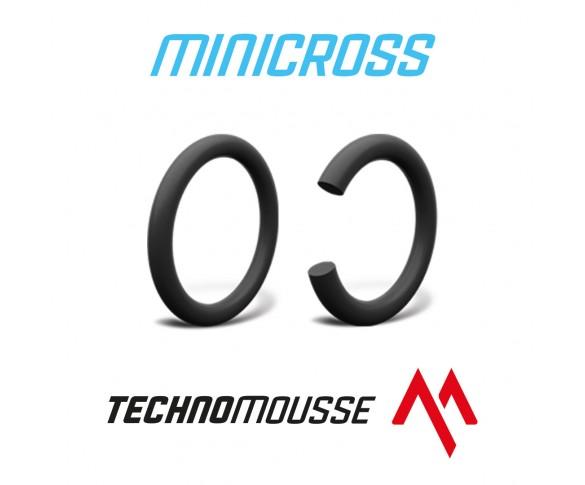 """Technomousse, Skumslang Black Series, Mini, 60, 100, 14"""", FRAM"""