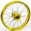 "Haan Wheels, Komplett Hjul, 1,60, 21"", FRAM, GUL, SHERCO 12-13 450 Enduro Racing/510 SE Racing, 13 450 SE, 14-19 450 SEF, 20-21 450 SEF-R, 04-11 Enduro 4.5i, 12-19 250 SE/300 SE, 14-19 250 SEF/300 SEF, 20-21 250 SEF-R/250 SE-R/300 SEF-R/300 SE-R, 07-11 En"