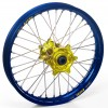 "Haan Wheels, Komplett Hjul, 1,60, 21"", FRAM, BLÅ GUL, SHERCO 12-13 450 Enduro Racing/510 SE Racing, 13 450 SE, 14-19 450 SEF, 20-21 450 SEF-R, 05-11 Enduro 4.5i, 12-19 250 SE/300 SE, 14-19 250 SEF/300 SEF, 20-21 250 SEF-R/250 SE-R/300 SEF-R/300 SE-R, 07-1"