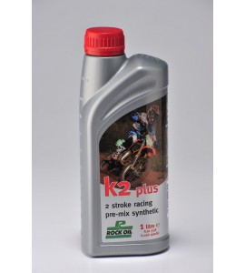 Rock Oil, K2 plus 2-T Racing olja 4L