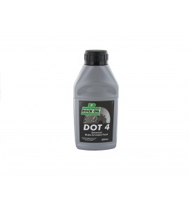 Rock Oil, Dot 4 Hydralisk broms olja, 500ml