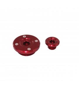 Holeshot, Motorplugg, RÖD, Suzuki 11-20 RMX450Z, 05-21 RM-Z450, 07-21 RM-Z250
