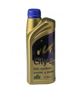 Rock Oil, City 4S Scooter syntetisk