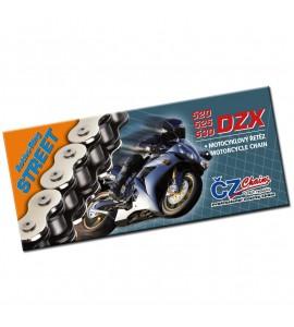 CZ Chains, Kedja, 120 Länkar, X-Ring, DZX, STREET, 525