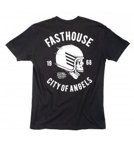 Fasthouse, Rebel - Black, VUXEN, S, SVART