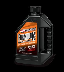 Maxima, Formula K2 Injector 100% synthetic - 1,893L