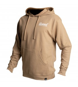 Fasthouse, Enfield Hooded Pullover, Stone Heather, S