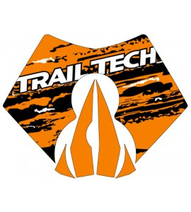 Trail Tech, X2 Eclipse Dekaler, ORANGE