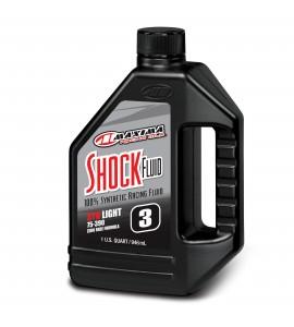 Maxima, Synthetic Racing Shock Fluid Light, 3wt. - 946ml