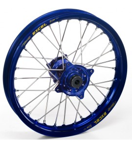 """Haan Wheels, Komplett Hjul, 2,15, 18"""", BAK, BLÅ, SHERCO 12-13 450 Enduro Racing/510 SE Racing, 13 450 SE, 14-19 450 SEF, 20-21 450 SEF-R, 04-11 Enduro 4.5i, 12-19 250 SE/300 SE, 14-19 250 SEF/300 SEF, 20-21 250 SEF-R/250 SE-R/300 SEF-R/300 SE-R, 07-11 End"""