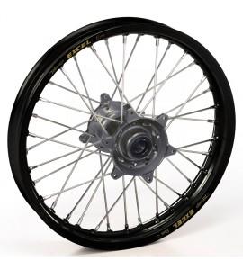 "Haan Wheels, Komplett Hjul, 2,15, 19"", BAK, SVART GRÅ, Yamaha 21 WR450F, 09-21 YZ450F, 09-21 YZ250F"