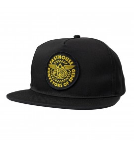 Fasthouse, Maverick Hat- Black, VUXEN, SVART
