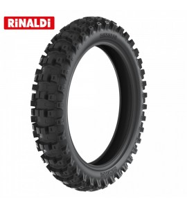 "Rinaldi, RS 47 Däck, 100, 90, 19"", BAK"