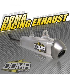 Doma, Ljuddämpare Kort 250mm, KTM 11-15 125 SX/150 SX