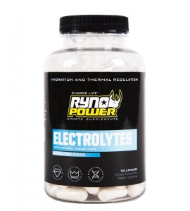Ryno Power, Electrolytes