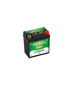 Fulbat, Litium-Ion Batteri, KTM 16-17 450 SX-F, 16-17 250 SX-F, 16-17 350 SX-F, Honda 18-20 CRF450R, 18-20 CRF250R, Kawasaki 19-20 KX450F, Husqvarna 16-18 FC 450, 16-18 FC 250, 16-18 FC 350
