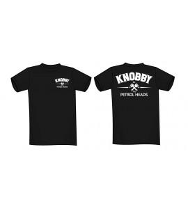 Knobby, KNOBBY T-Shirt Svart Medium, VUXEN, M, SVART