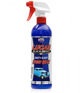 Lucas Oil, Slick Mist Paint & Glass Gloss Finish 710ml