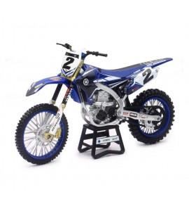 New-Ray, 1:12 Yamaha YZF450 Factory Racing Cooper Webb