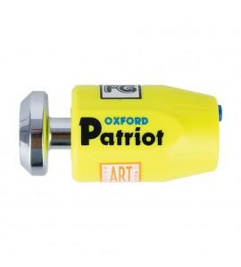 Oxford, Patriot Bromsskivelås 14mm