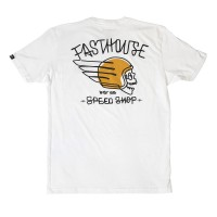 Fasthouse, T-Shirt HERETIC, VUXEN, L, VIT