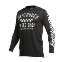 Fasthouse, Tröja Carbon, BARN, L, SVART