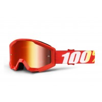 100%, STRATA YOUTH Furnace - Mirror Red Lens, BARN