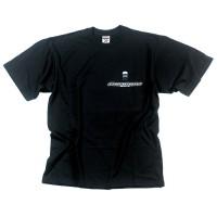 Progrip, T-Shirt, VUXEN, S, SVART