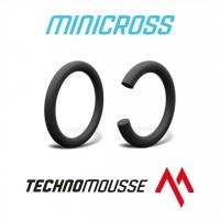 "Technomousse, Skumslang Black Series, Mini, 90, 100, 16"", BAK"